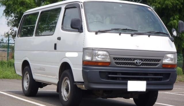 買取り実績 トヨタ ハイエースバン