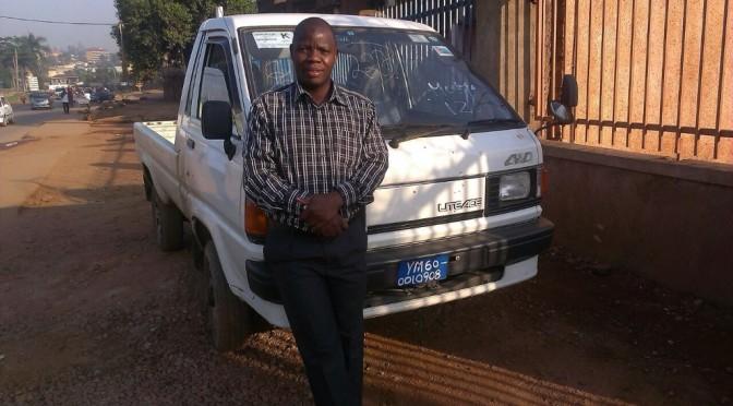 お客様の声 FROM ウガンダ(トヨタ ライトエーストラック)