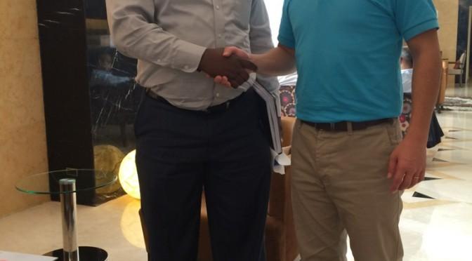 タンザニア5日目:今日も多くのパートナーと会えました