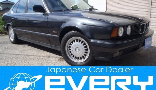 買取り実績 BMW/5シリーズ