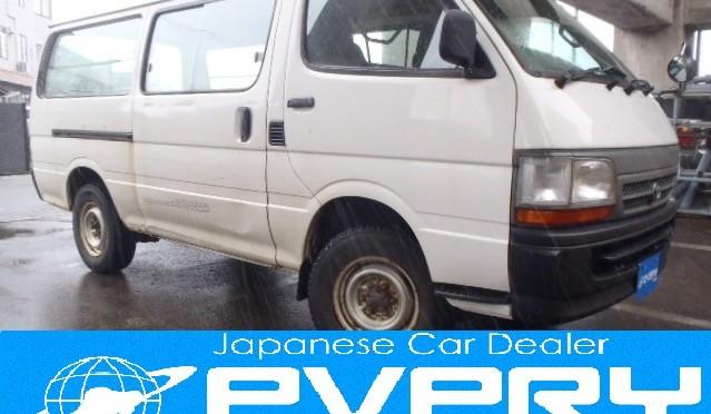 買取り実績 トヨタ/ハイエースバン
