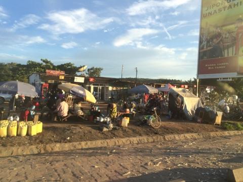 タンザニアのMwanzaというところまで行ってきました。