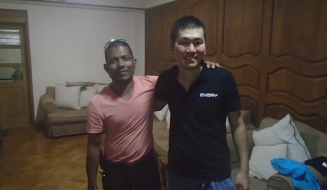 ミャンマー出張へ行ってきました。