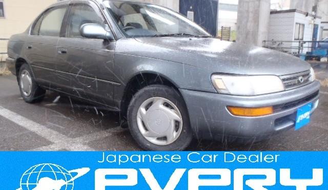 買取り実績 トヨタ/カローラ